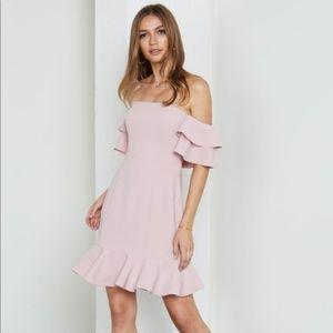 NWT Rachel Zoe pink cocktail dress 2